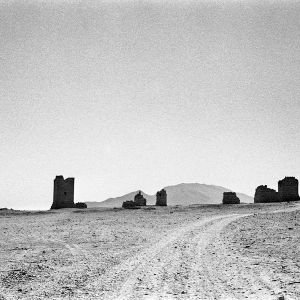 Tombs, Palmyra, Syria, 1981