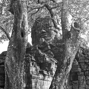 North Gate, Angkor, Cambodia, 2016