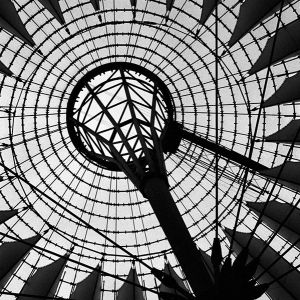 Sony Center, Berlin, 2008