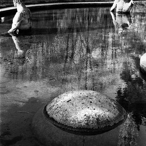 Mysterious Bath 8, Milan, 1993