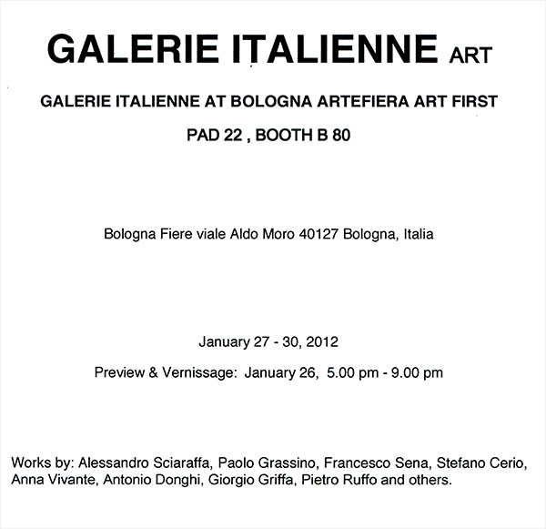 Bologna Arte fiera