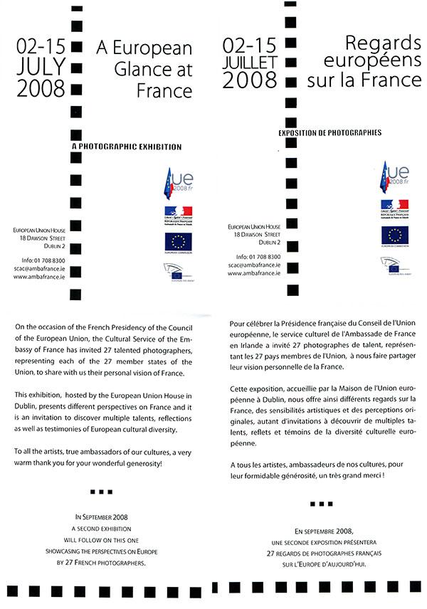 A European Glance at France